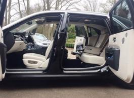 Rolls Royce Ghost wedding car for hire in Wembley
